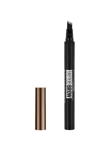 Maybelline Tattoo Brow Micro Pen Tint - 120 Orta Ton Kahve